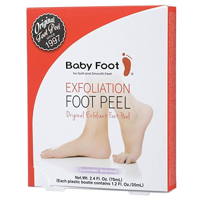 baby foot, best foot peel mask