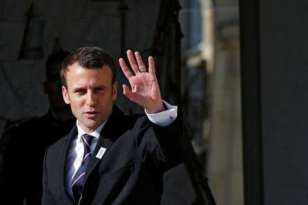 French President Macron stresses on combating Jihadi threat