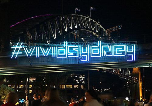 Vivid Sydney is an annual event celebrating the themes of music, light and ideas throughout the city - check out some of the best light installations from this year's festival.