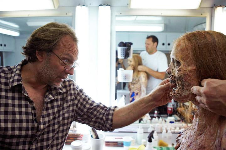 greg nicotero interview walking dead fx special effects