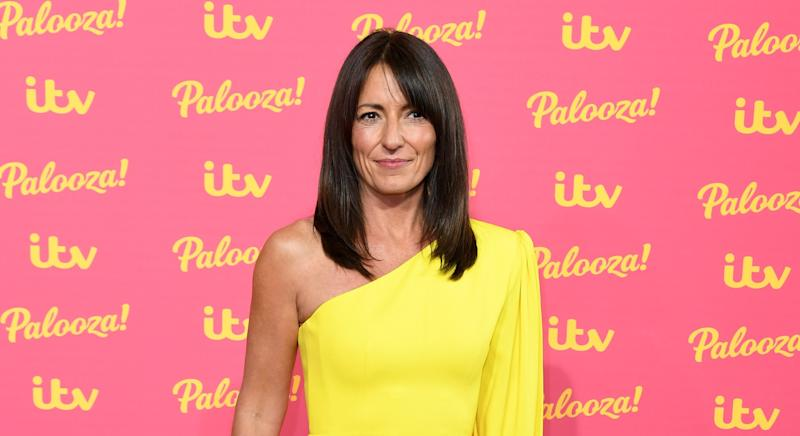 3bbfbc70 eaab 11ea 97f7 0e4a85746bdb Davina McCall 52 wows fans with toned figure while modelling bikinis on staycation 8211 Yahoo Sports