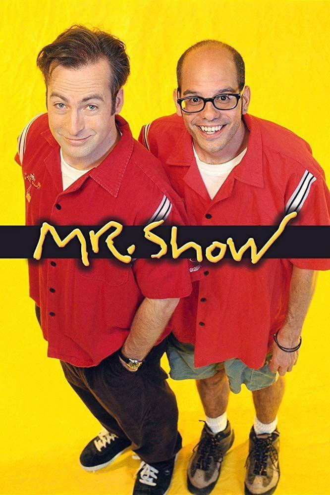 """<p><em>Mr. Show</em> was hugely popular for people who stayed up past 10 p.m. and watched HBO. The sketch comedy featured comedian guest stars like Sarah Silverman and Jack Black, and while it never had a <em>huge</em> audience (premium cable was pretty limited back in ye olden days), it was pretty influential. </p><p><a class=""""link rapid-noclick-resp"""" href=""""https://www.amazon.com/Cry-Hungry-Baby/dp/B00646URCU/ref=sr_1_1?crid=150QUR1S2I2O&keywords=mr+show+with+bob+and+david&qid=1562093420&s=instant-video&sprefix=mr+show+with+bob%2Cinstant-video%2C126&sr=1-1&tag=syn-yahoo-20&ascsubtag=%5Bartid%7C10063.g.34770662%5Bsrc%7Cyahoo-us"""" rel=""""nofollow noopener"""" target=""""_blank"""" data-ylk=""""slk:Watch Now"""">Watch Now</a></p>"""