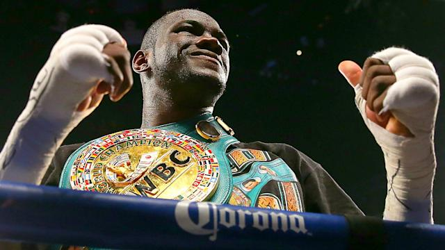 Deontay Wilder spoke to Sporting News if Tyson Fury is a better fighter than unified heavyweight champion Anthony Joshua.