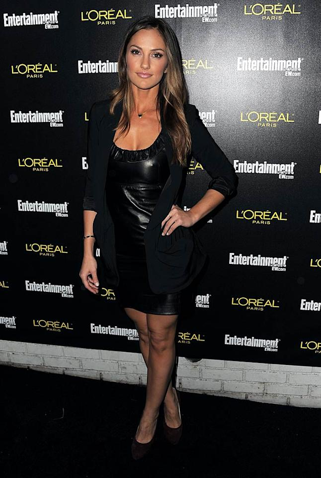 """Can we all agree that Minka Kelly (""""The Roommate,"""" """"Friday Night Lights"""") is having a fashion moment? Not only is her new psychological thriller about to open big at the box office, but the 30-year-old actress has looked amazing at nearly every event this winter. Jordan Strauss/<a href=""""http://www.wireimage.com"""" target=""""new"""">WireImage.com</a> - January 29, 2011"""