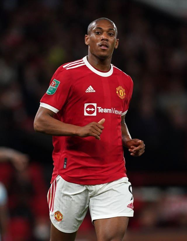 Anthony Martial was ineffective again