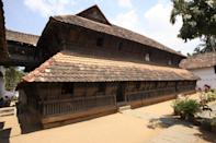 The second floor houses the King's resting and study rooms. Here the King used to spend time during fasting days.