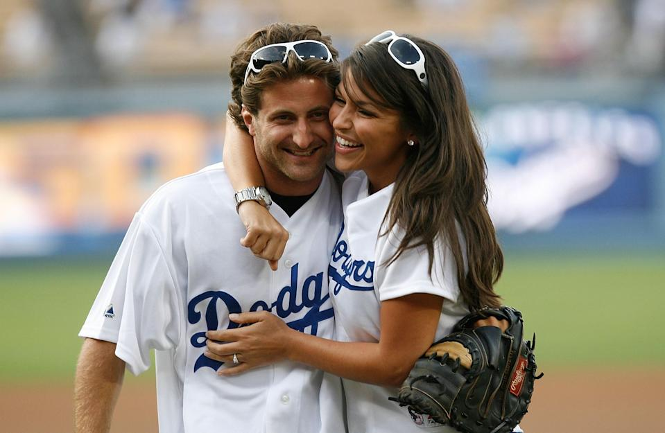 """<h1 class=""""title"""">Florida Marlins v Los Angeles Dodgers</h1><cite class=""""credit"""">Jeff Gross/Getty Images</cite>"""