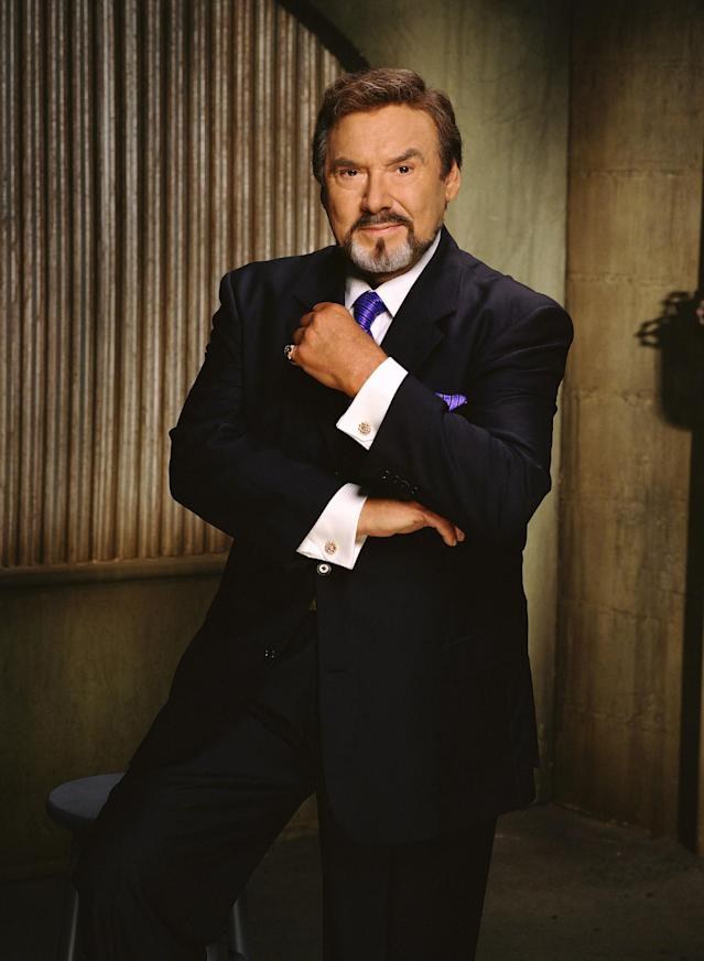 <p>Joseph Mascolo, an alum of soap operas (Days of Our Lives, The Bold and the Beautiful) and film (Jaws 2) died from complications from Alzheimer's disease on December 8. He was 87. — (Pictured) Joe Mascolo stars as Massimo Marone on 'The Bold and the Beautiful'. (Cliff Lipson/CBS Photo Archive via Getty Images) </p>