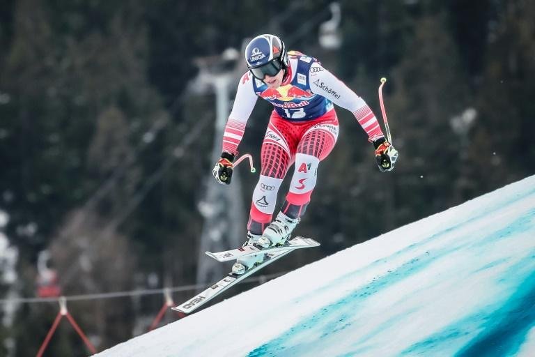 Mayer victorious in iconic Kitzbuehel downhill