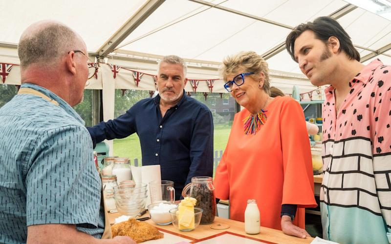 Great British Bake Off returns August 28.