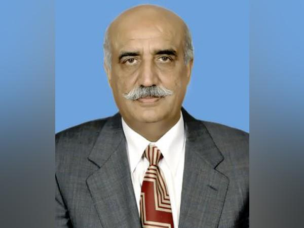 Pakistan Peoples Party leader Syed Khursheed Shah