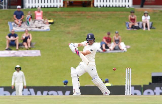 FILE PHOTO: South Africa v England - First Test