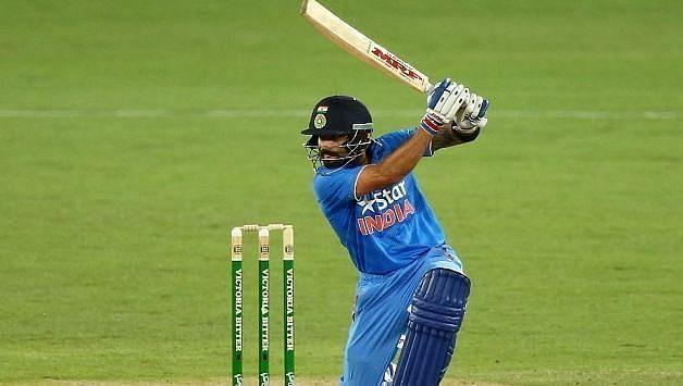 Virat Kohli has an unbeaten 90-run knock as his highest score in T20Is against Australia