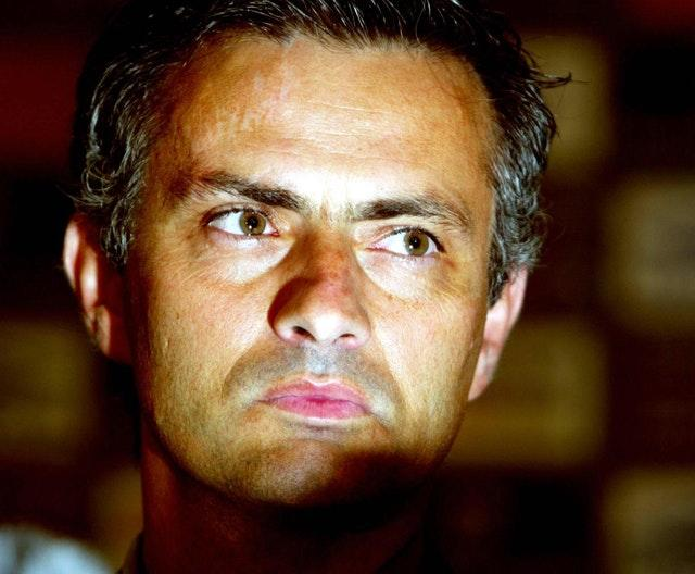 Mourinho proclaimed himself as the 'Special One' when he arrived at Chelsea (Andrew Parsons/PA)