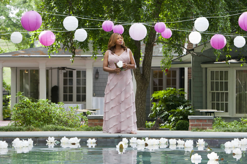 "Queen Latifah stars as ""M'Lynn"" in the all-new Lifetime Original Movie, ""Steel Magnolias."""