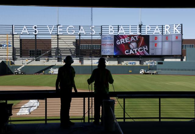 Cleveland Indians will travel to Las Vegas for two spring training games vs. Oakland on Feb. 29 and March 1