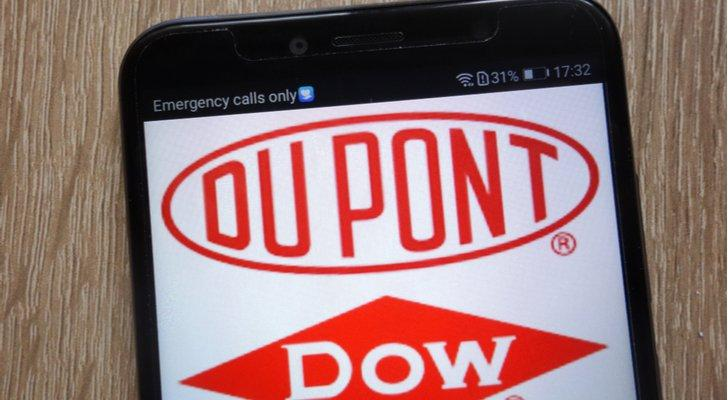 Dow Jones Stocks: DowDuPont (DWDP)