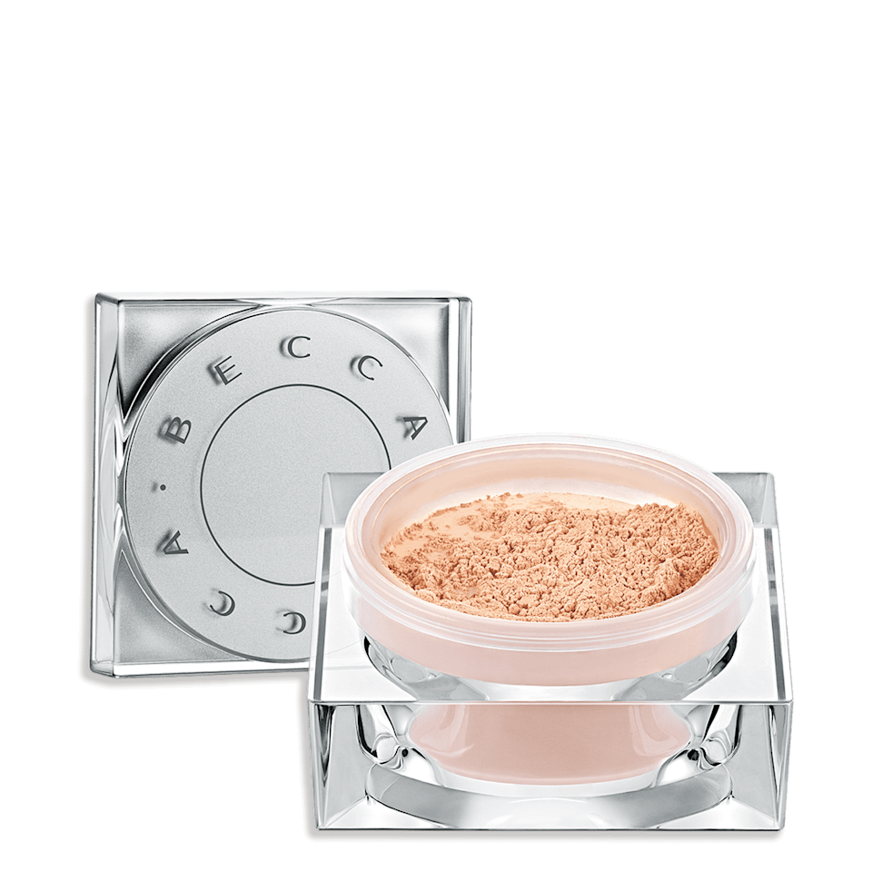 <p><span>Becca's Soft Light Blurring Setting Powder</span> ($38) is one setting powder that also works the magic of a finishing powder, reducing the appearance of skin imperfections. It's infused with ceramic microspheres, which is a fancy word that just means this setting powder helps smooth skin tone and makes your makeup last longer.</p>