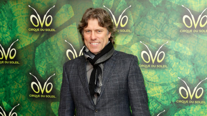 John Bishop attends the Cirque du Soleil OVO premiere at Royal Albert Hall on January 10, 2018. (Photo by John Phillips/Getty Images)