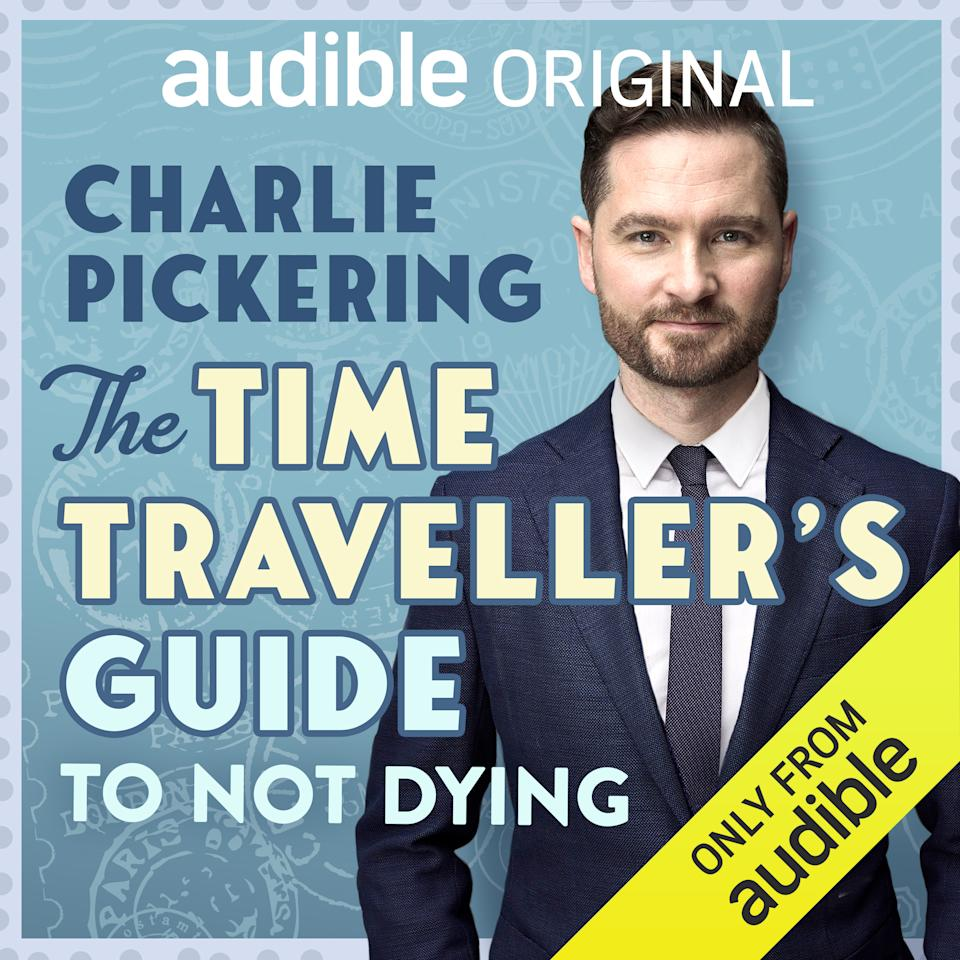 Key art for The Time Traveller's Guide To Not Dying