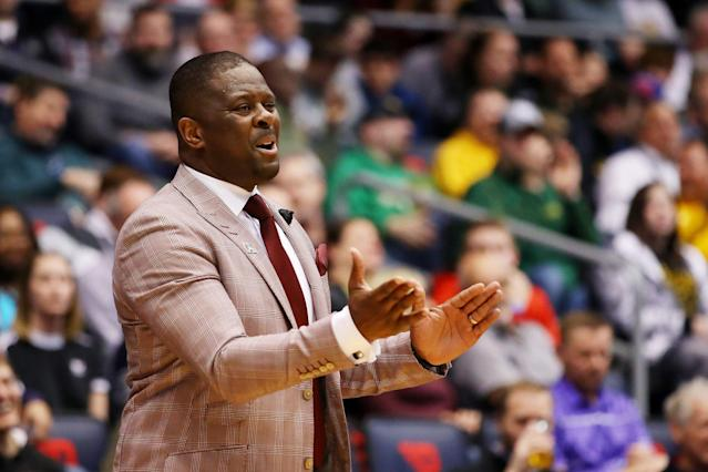 North Carolina Central coach LeVelle Moton didn't want to play Duke in the NCAA tournament. On Wednesday, he got his wish — just not how he would have liked. (Gregory Shamus/Getty Images)