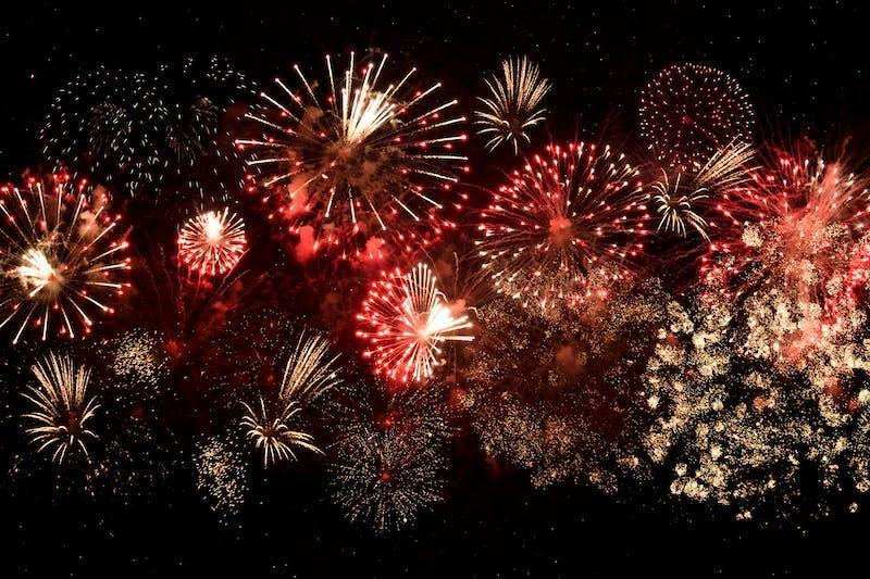 There will be no firework displays at some usual haunts for this year as operators don't want to compromise public's safety. — Picture courtesy of Pexel
