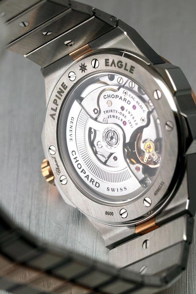 愛的迫降 CHOPARD Alpine Eagle