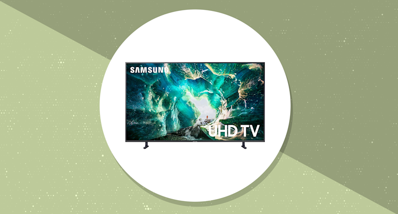 Some consider Samsung to be #1 in 4K TV manufacturing. (Photo: Amazon/Yahoo Lifestyle)