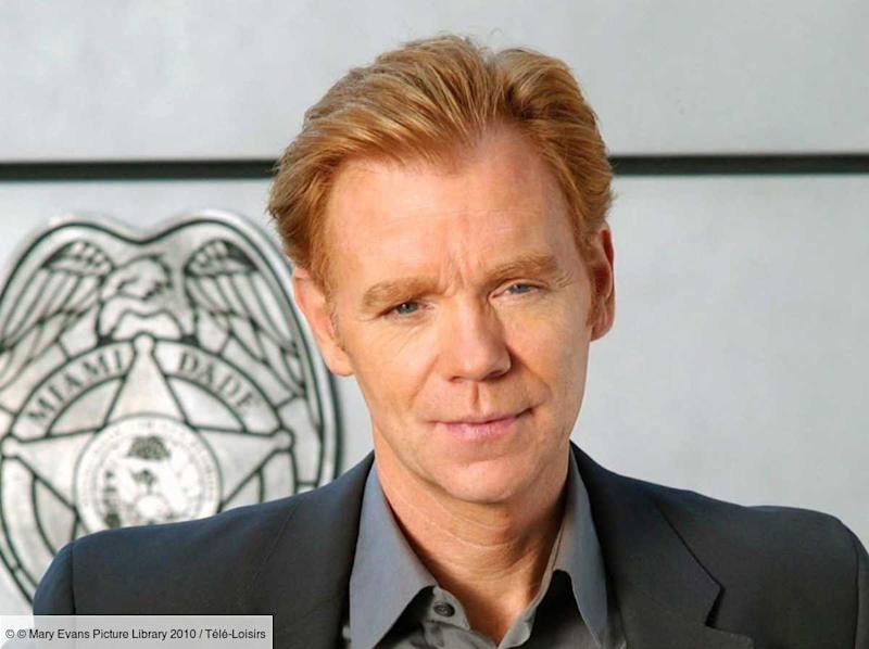David Caruso (Les Experts : Miami) : il a bien changé ! (PHOTO)
