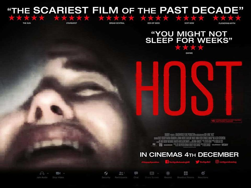 Host (Vertigo Releasing)