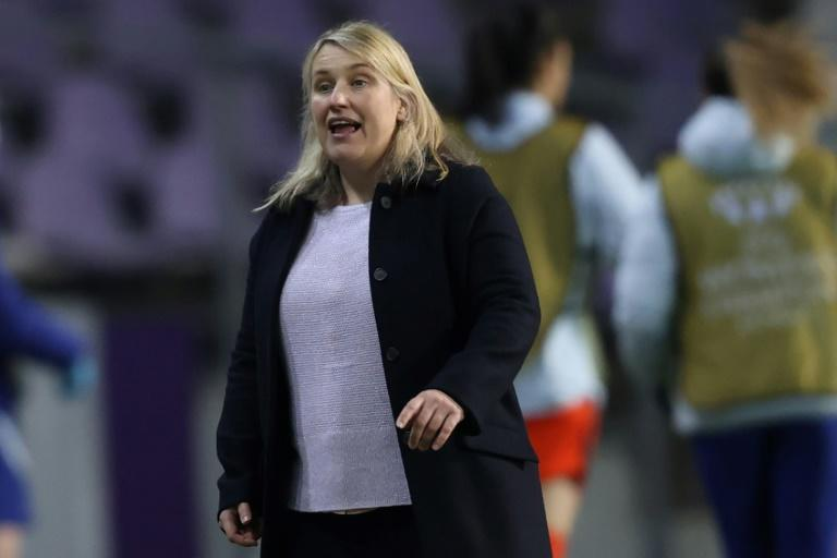 Emma Hayes has led Chelsea women into their first Champions League final