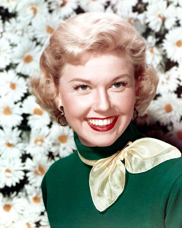 See Stunning Photos Of Doris Day Through The Years