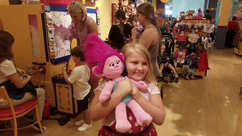 "Build-a-Bear halts too-popular ""Pay Your Age"" deal"