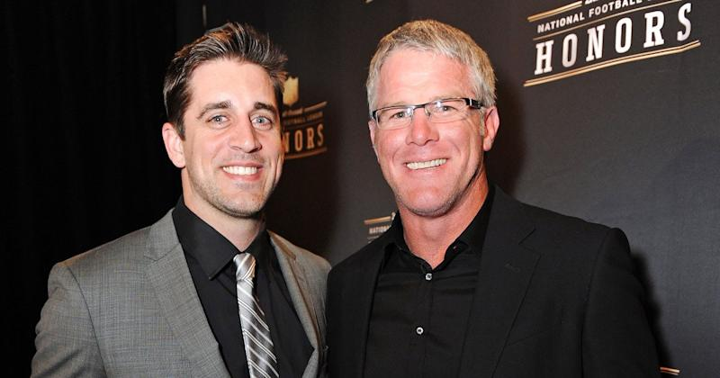 Leaves Are Turning And Brett Favre Is >> Brett Favre Speaks Out About Evolving Friendship With Aaron Rodgers