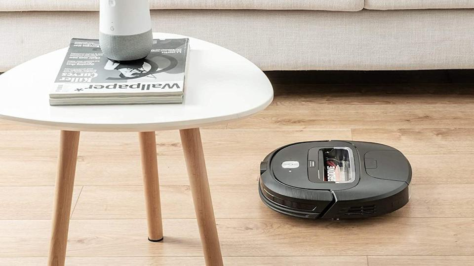 This vacuum is powerful *and* affordable.