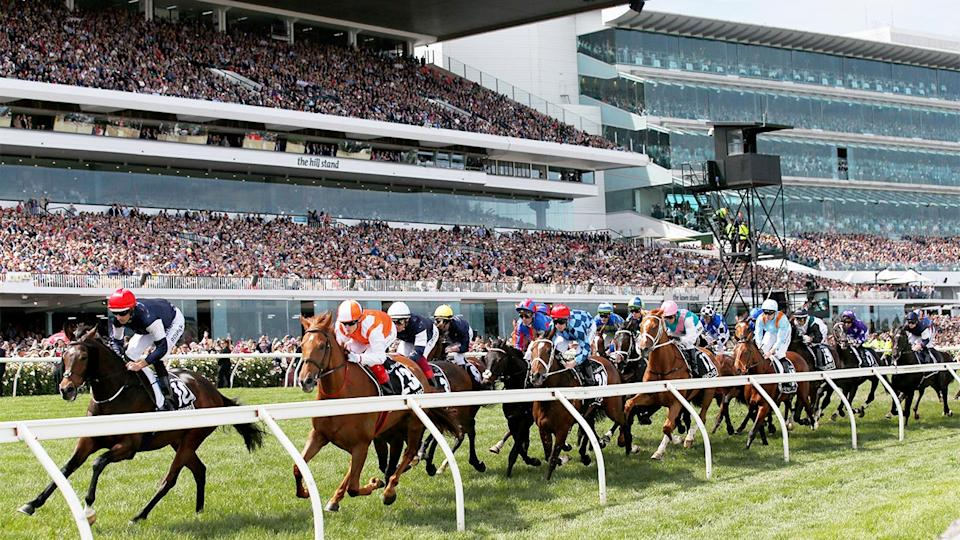 Melbourne Cup in 2020.