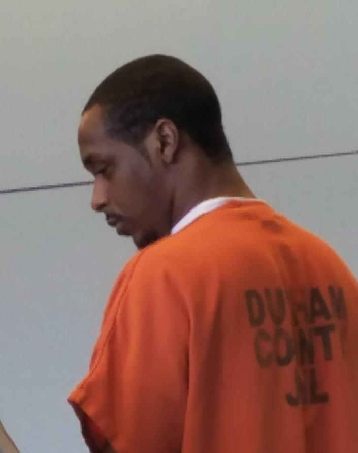 Maurice Wiley appeared in court on Thursday, Aug. 16, 2018 for a bond hearing on murder and other charges related to the April killing of Durham Chinese restaurant owner Hong Zheng. Wiley's bond was set at $2 million.