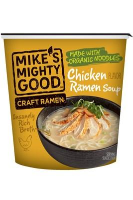 Mike's Mighty Good Chicken Ramen Cup