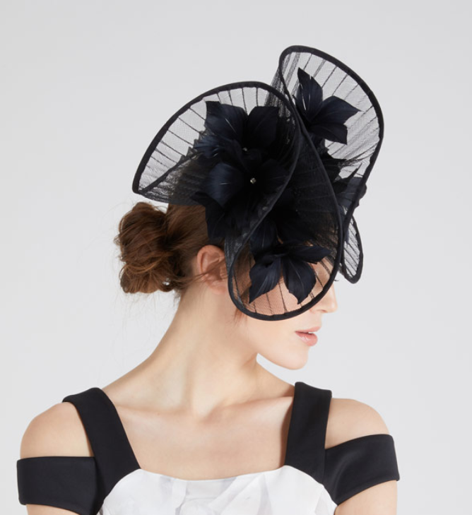Valentina fascinator, Coast, £71.20