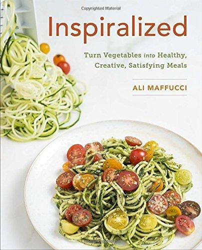 """<p>On her blog Inspiralized, Ali Maffucci raised in a pasta-loving Italian family, celebrates a new kind of pasta, the veggie kind. When her mother introduced her to vegetable noodles, it changed Maffucci's entire approach to food. """"I was incredulous: how could a vegetable noodle taste like pasta, especially to someone who had grown up eating so much pasta? The one Sunday evening she made me a dish with them. I was floored."""" Maffucci's book has a wide variety of dishes, some like Italian Zucchini Pasta Salad where veggies are the main event and others like Pork Bibimbap where they are just one part of the dish. <i>(Photo: Clarkson Porter)</i><br /></p>"""