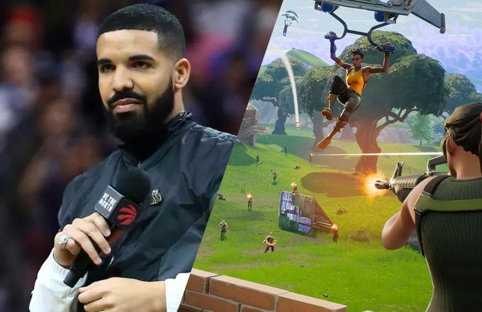 The Best Moments From Drake And Travis Scott S Fortnite Stream