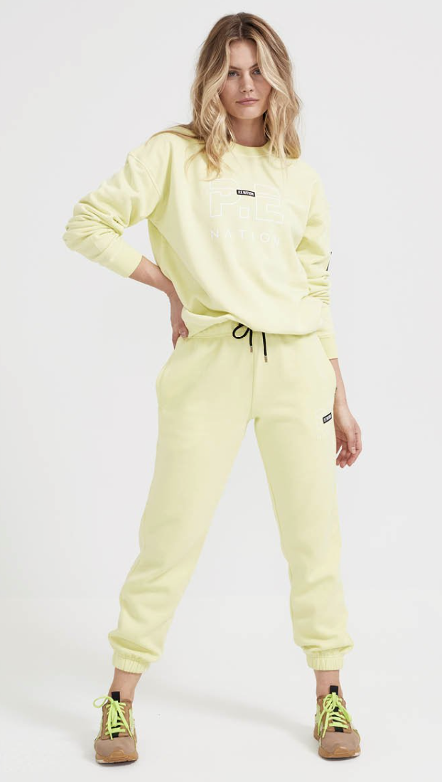 PE Nation Heads Up Trackpant