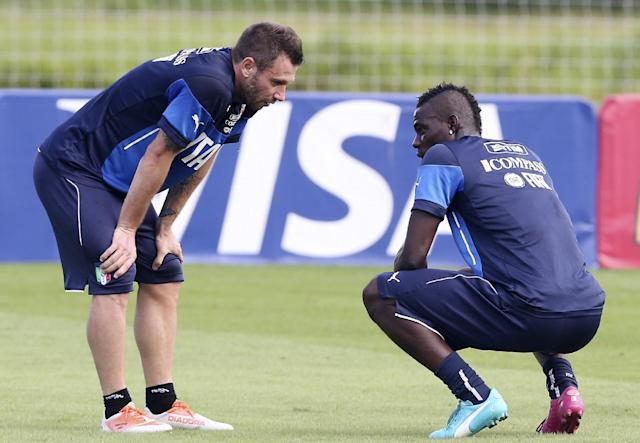 Italy to train on troubled Manaus pitch as planned