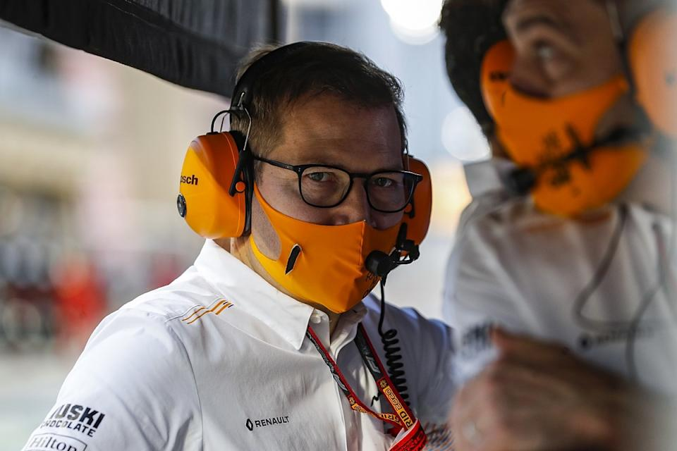 Seidl: Norris marshal scare shouldn't happen in F1