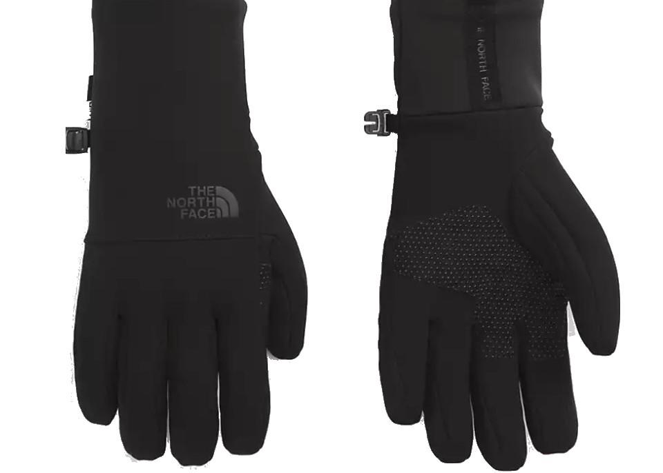WOMEN'S APEX+ ETIP™ GLOVE. (Image via The North Face)