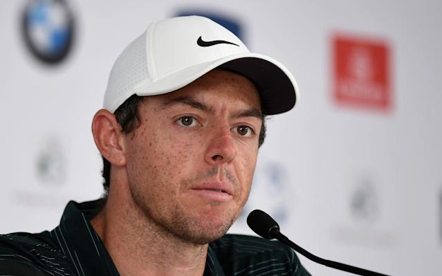 McIlroy says he's only doing what's best for him to win majors again - Getty Images Europe