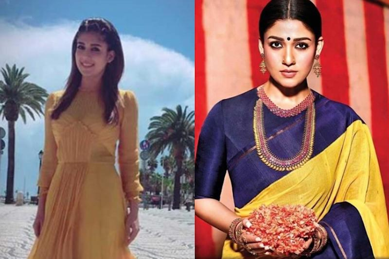 Happy Birthday Nayanthara: 5 Best Pics of the Actress One Can't Miss