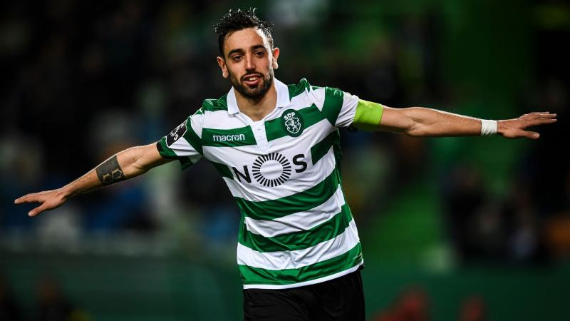 Bruno Fernandes signs a new agreement Sporting Lisboa