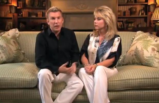 'Chrisley Knows Best' Reality Stars Charged With Fraud, Tax Evasion and Conspiracy