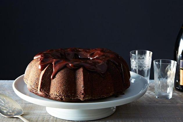 Chocolate Potato Cake on Food52